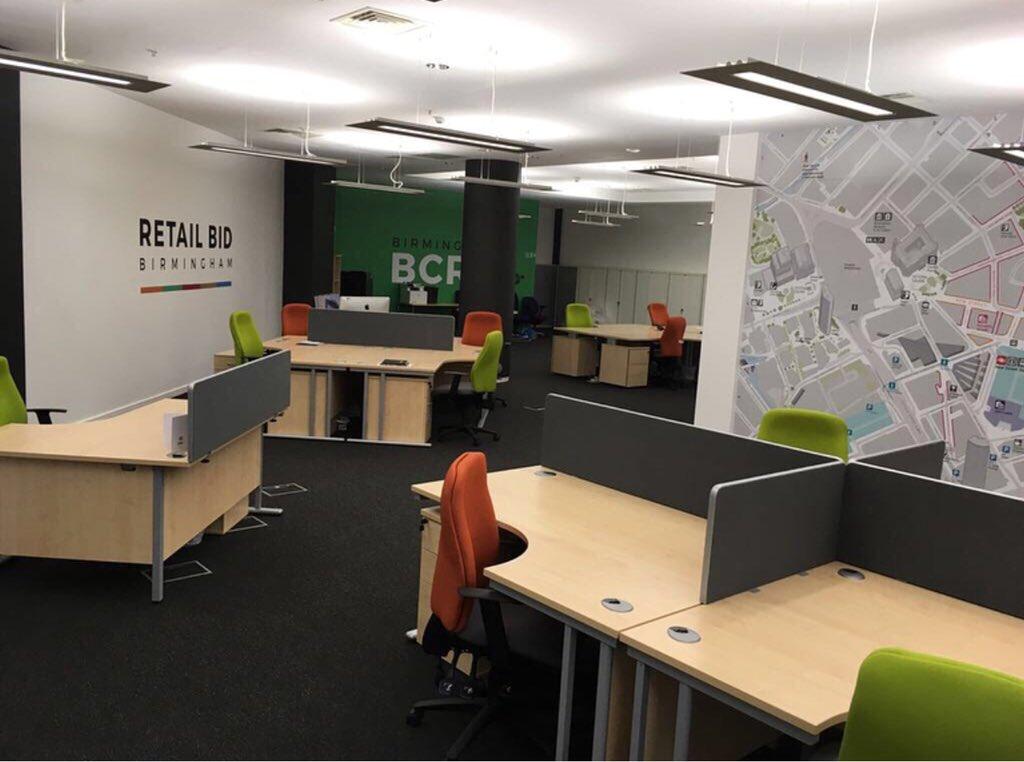 Retail Bid - Birmingham