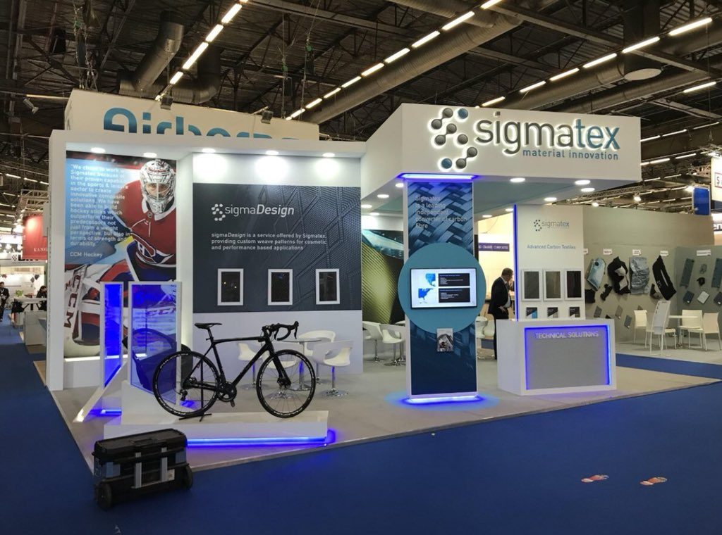 Sigmatex - JEC World (Paris)