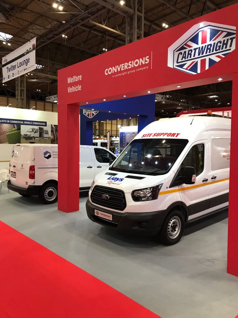 CV Show - Cartwright
