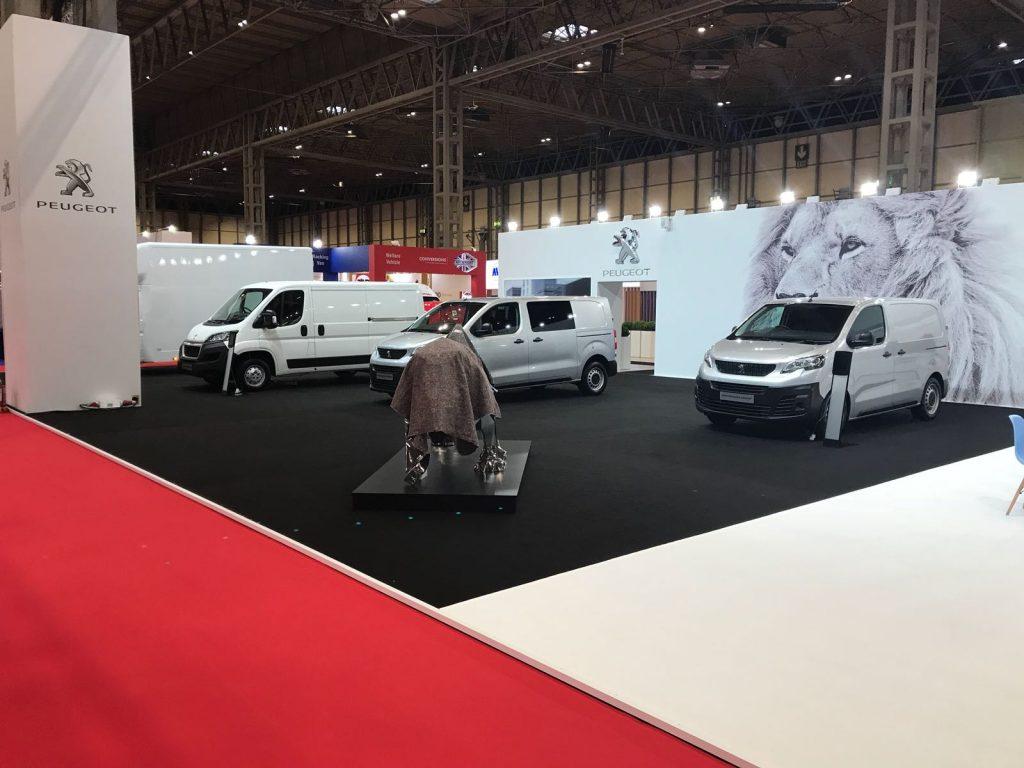 CV Show - Peugeot