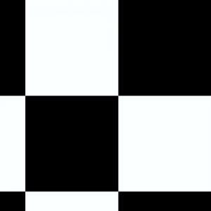 Black & White Tile